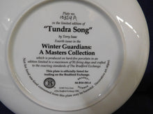 Winter Guardians A Masters Collection Tundra Song by Terry Isaac The Bradford Exchange