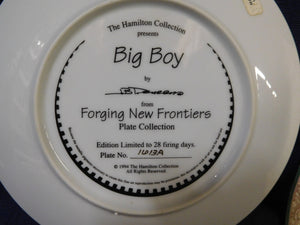 Forging New Frontiers Big Boy by J.B. Deneen The Hamilton Collection