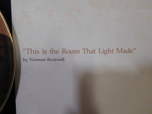 Norman Rockwell This is the Room That Light Made Knowles