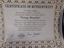 Friends I Remember Fringe Benefits by Jeanne Down