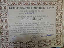 A Father's Love Little Shaver by Betsey Bradley