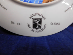 Walter Lantz Collection Gothic Woody Armstrong's Art on Porcelain