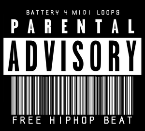 Evilglamour PARENTAL ADVISORY Battery 4 HIPHOP MIDI drum loop pack coming soon