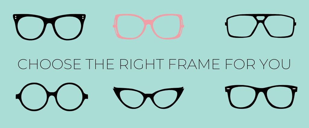 Choose the right vintage frame for you