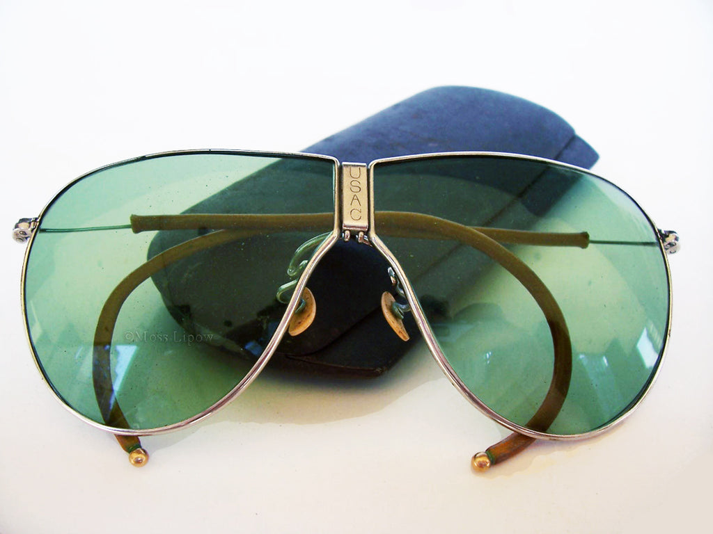 The American Optical US Army Corp D-1 Aviator Made in 1935