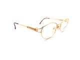 Jean Paul Gaultier 55-5109 Col 1 22KT Gold Plated