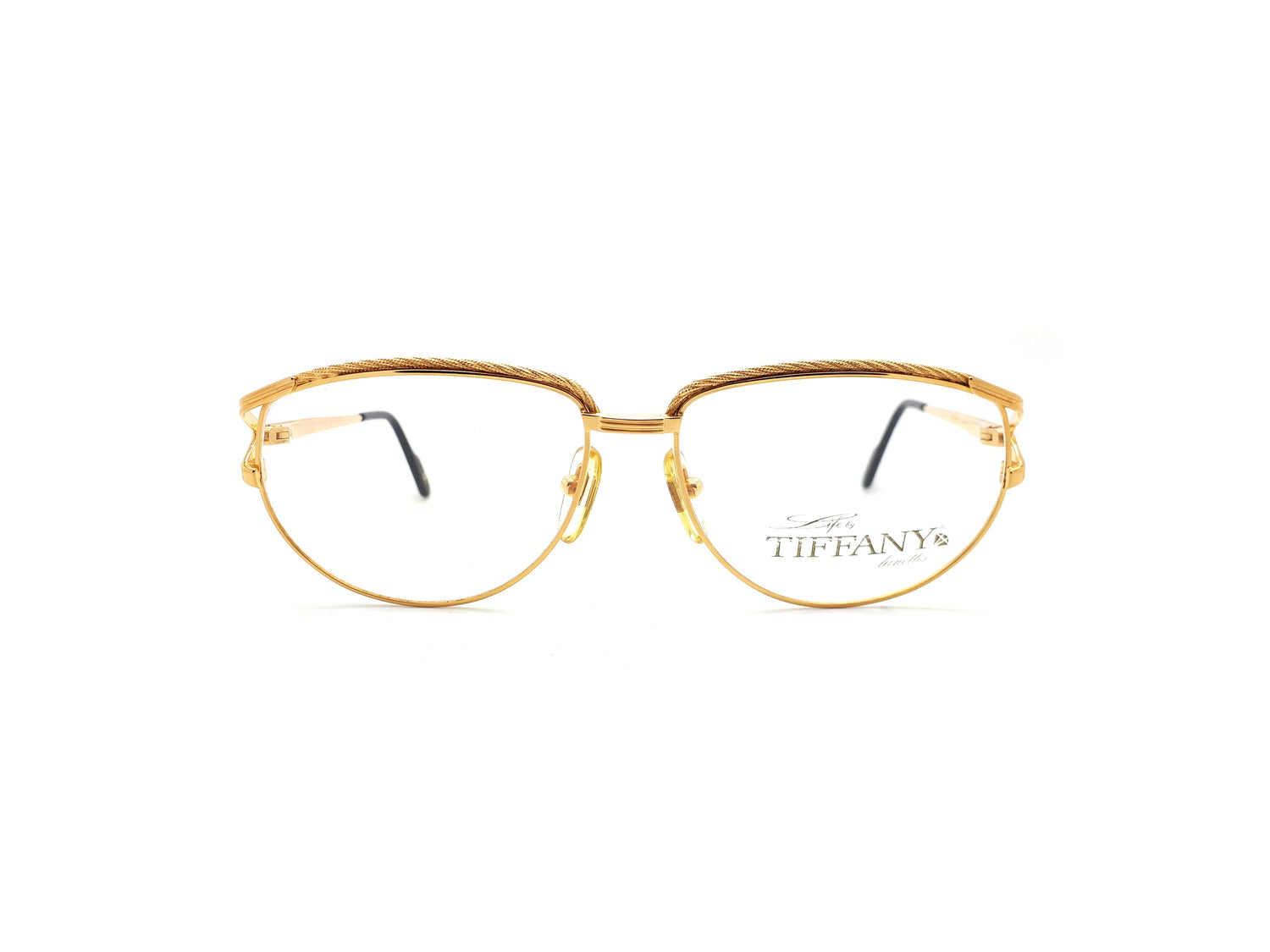 Life by Tiffany Lunettes T312 C4 23KT Gold Plated