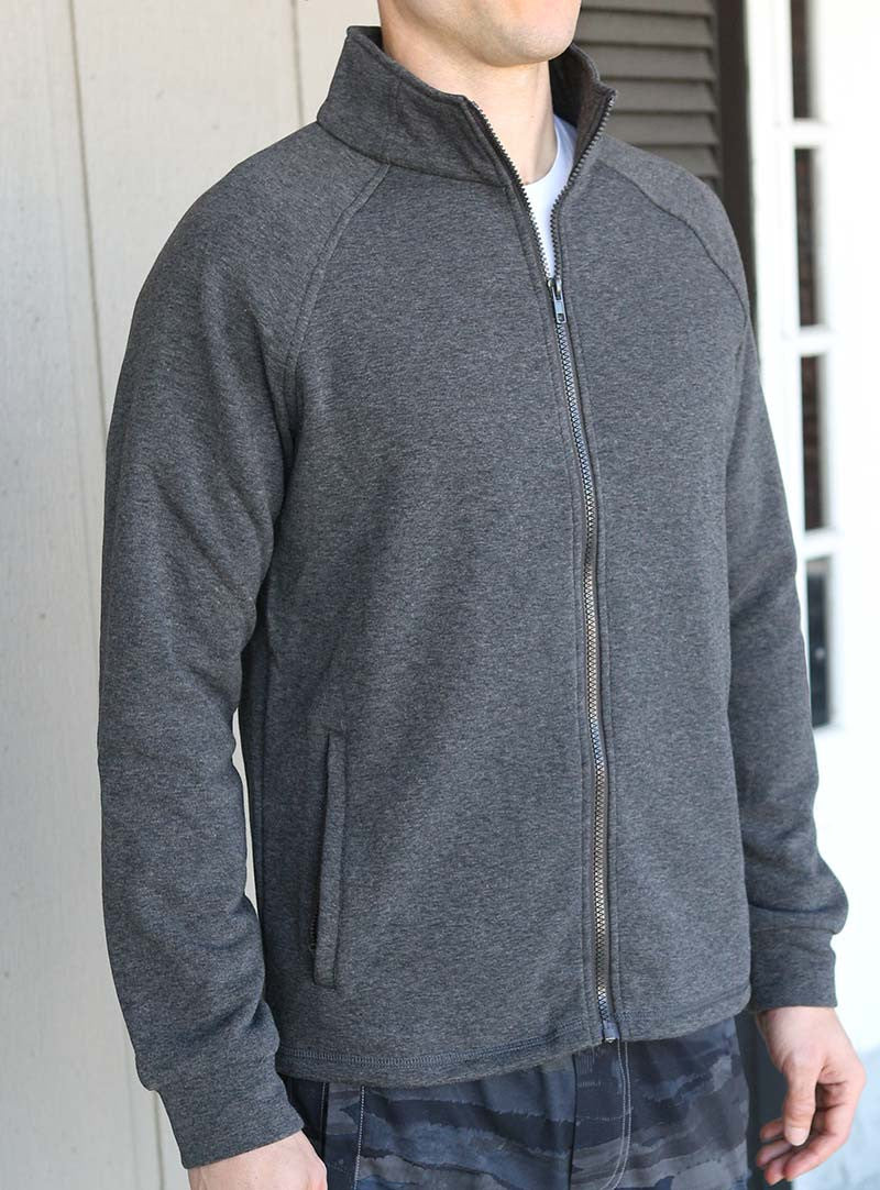 Unisex/Men Track Fleece