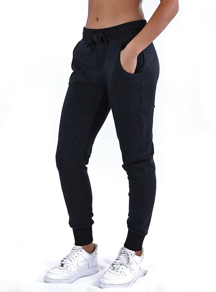 Fleece Joggers | Black