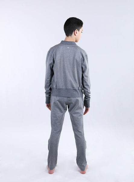 Flight Jacket | Grey