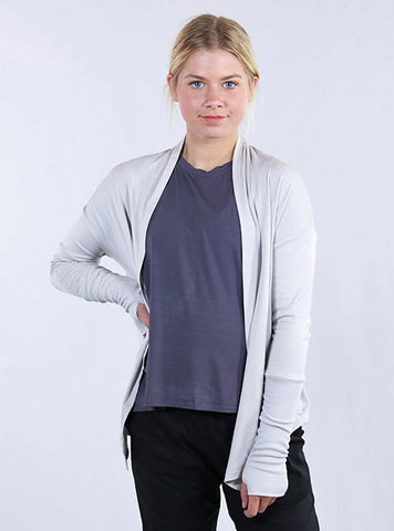 Demi Wrap | Light Grey