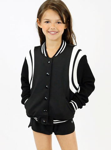 Kids Varsity Team Jacket
