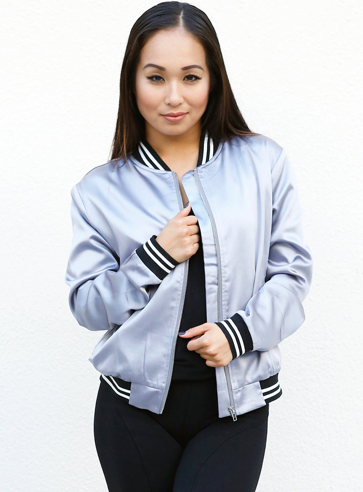 Team Satin Jacket