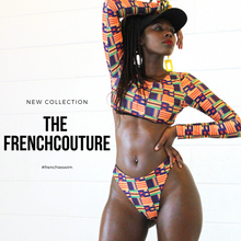 Kente queen - The Frenchcouture
