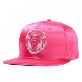 Chic Lion Head Shape Embroidery Smooth Baseball Cap For Women