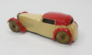 Dinky toys Pre war 22b Closed Sports Coupe Virtually/Mint