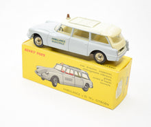 French Dinky Toys 556 Citroen D19 Ambulance Mint/Boxed.