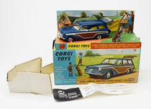 Corgi Toys 440 Consul Golf set Virtually Mint/Boxed (C.C).