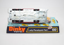 Dinky toys 100 Fab 1 Virtually Mint/Boxed 7/15.