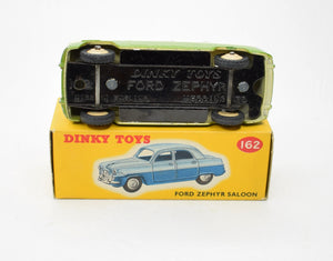 Dinky Toys 162 Ford Zephyr Virtually Mint/Boxed