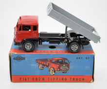 Mercury Toys Art.97 Fiat 682 N Tipping Truck Very Near Mint/Boxed.