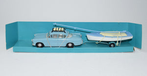 Spot-on 212 Car, Dinghy & Trailer set Very Near Mint/Boxed.