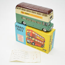 Corgi toys 468 Routemaster Bus New South Wales livery Very Near Mint/Boxed (With model specific slip)