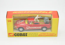 Corgi toys 510 Citroen DS 'Tour de France Mint/Boxed