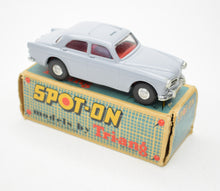 Spot-on 216 Volvo 122s Very Near Mint/Boxed (Matte Grey)
