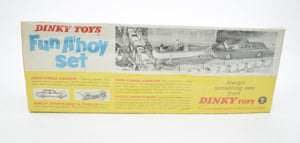 Dinky toys 125 Fun A'hoy Gift set Virtually Mint/Boxed (Sealed) Reserved.