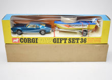 Corgi toys Gift set 36 (Old Shop Stock from Ripon North Yorkshire)