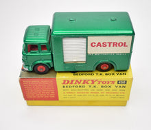 Dinky toys 450 Bedford 'Castrol, Very Near Mint/Boxed