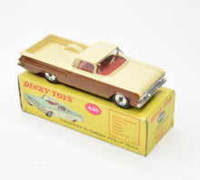 Dinky toys South African  449 El Camino Pick-Up Truck Very Near Mint/Boxed 'Brecon' Collection Part 2