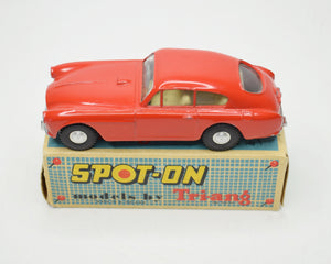 Spot-on 113 Aston Martin DB3 Very Near Mint/Boxed (Orange/Red) Reserved