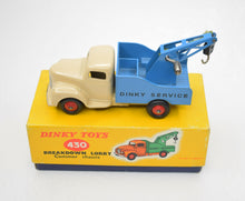 Dinky Toys 430 Commer Breakdown Virtually Mint/Boxed