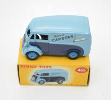 Dinky Toys 465 Morris 'Capstan' Virtually Mint/Boxed.