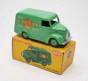 Dinky toys 454 'Cydrax' Trojan Very Near Mint/Boxed.