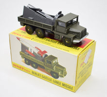 French Dinky 816 Berliet Gazelle Missile Launcher Virtually Mint/Boxed.