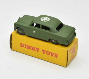 Dinky Toys 675 Army Staff Car Virtually Mint/Boxed 'Brecon' Collection Part 2