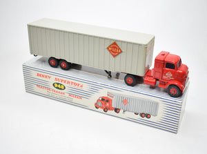 Dinky toys 948 McLean Virtually Mint/Boxed (Red Plastic Hubs).