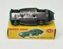Dinky toy 163 Bristol 450 Very Near Mint/Boxed