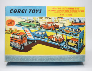 Corgi toys Gift set 48 Very Near Mint/Boxed
