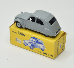 Dinky Junior 105 Citroen 2cv Virtually Mint/Boxed 'Brecon' Collection Part 2