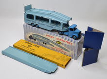 Dinky Toys 982 Pullmore Car Transporter Very Near Mint/Boxed 'Carlton' Collection