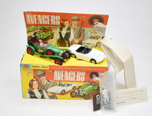 Corgi toys Gift set 40 Avengers Very Near Mint/Boxed