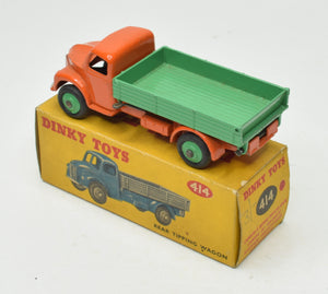 Dinky Toys 414 Rear Tipping  Wagon Virtually Mint/Boxed'Brecon' Collection Part 2
