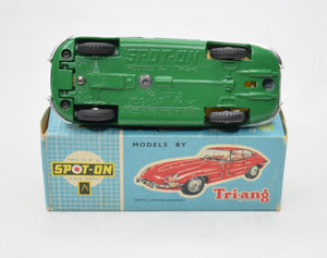 Spot-on 217 E Type Very Near Mint/Boxed (Bright Green).