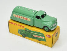 Dinky toys 441 'Castrol' Tanker Very Near Mint/Boxed 'Brecon' Collection Part 2