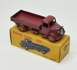 Dinky toys 412 Austin Wagon Very Near Mint/Boxed 'Brecon' Collection Part 2