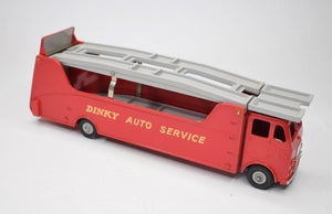 Dinky toys 983 Car Carrier with Trailer Virtually Mint/Boxed.